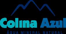 Colina azul agua mineral